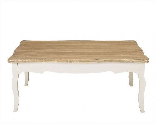 Marseilles White Coffee Table